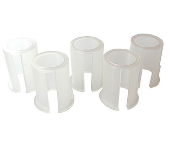 Set or 5 plastic rings with diameter 24mm, 25mm, 25,4mm, 26mm and 27mm - for gearbox 160-2042