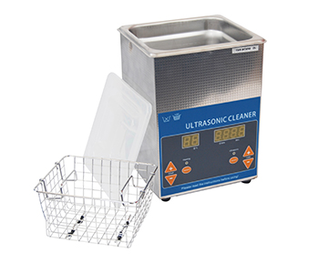 ULTRASONIC CLEANER 2L CONTENTS